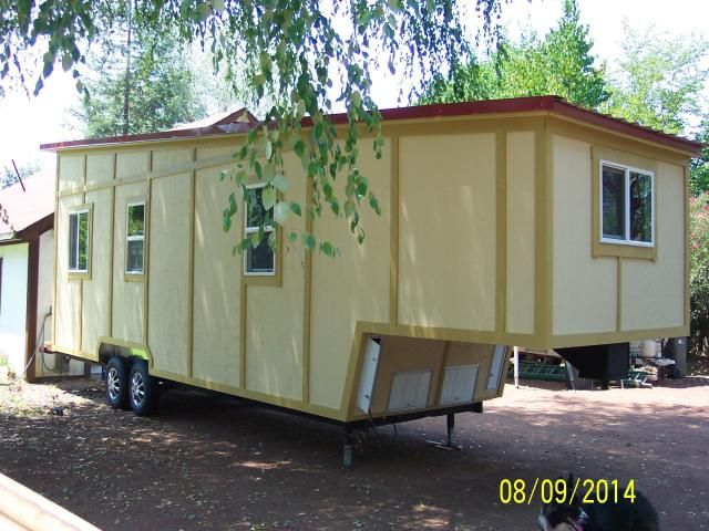 17 Best 1000 images about Tiny House on Pinterest Gooseneck trailer