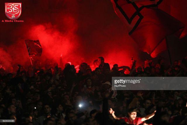 A Minha Chama: 2016-2017 22ªJ: Sp Braga 0 SL Benfica 1