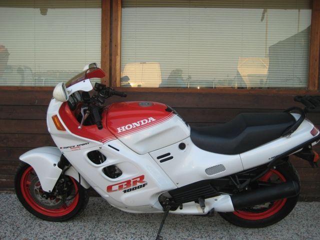 Honda CBR 1000 F - 1987