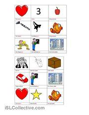 bingo phonétique