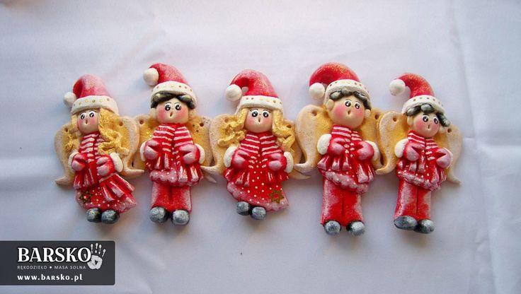 Salt Dough Angels