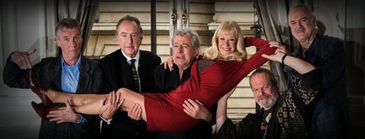 Monty Python - Carol Cleveland