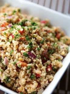 Runners Diet » Quinoa Salad, Thai-Style | Canadian Running ...