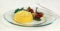 Мамалыга стертым сыром