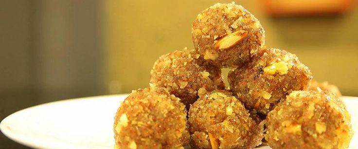 Churma Laddu- special sweet delicacy
