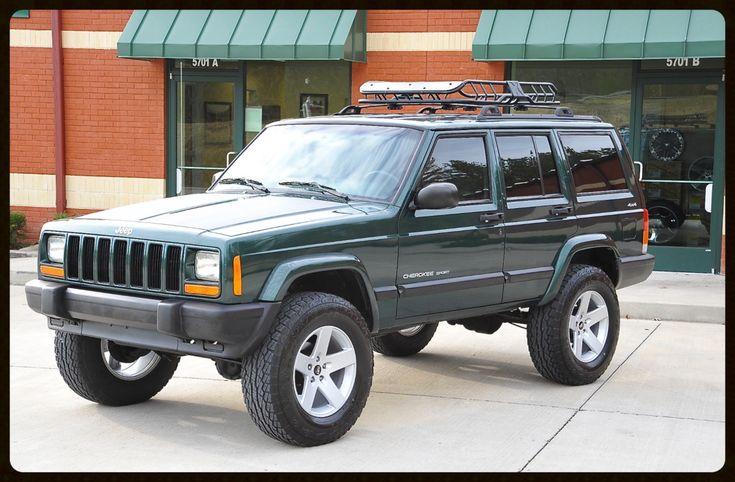 Cherokee Xj For Sale >> Lifted Cherokee Sport XJ For Sale - Lifted Jeep Cherokee - Built Jeep Cherokee — Davis ...