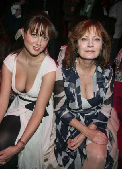 susan sarandon fully naked