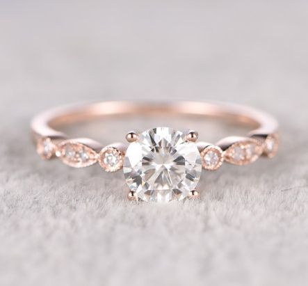 """These rings will make anyone want to say """"I do."""""""