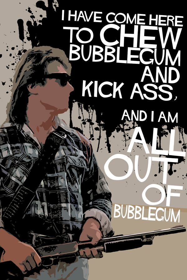 They Live (1988) ~ 'Gun' Movie Quotes by Edgar Ascensao #moviequotes #amusementphile