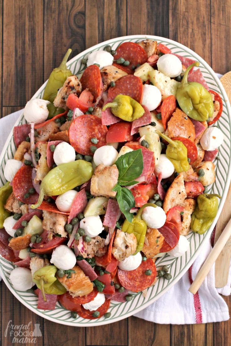 711 best images about salads on pinterest
