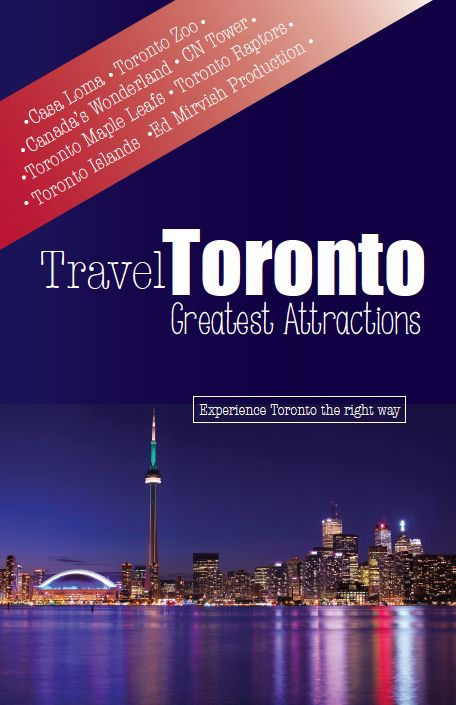 """Geography of Tourism"" class assignment. Front cover of travel brochure."