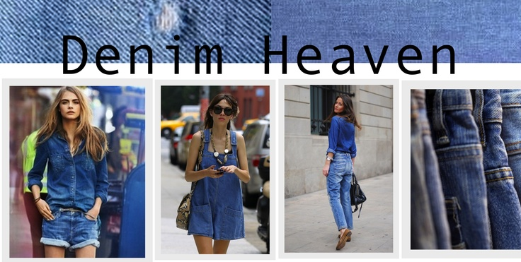 Denim Heaven by Abi Conners