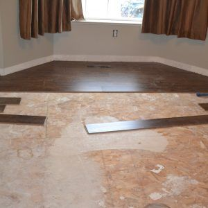 Vinyl Wood Plank Flooring Over Ceramic Tile Httpcarbondetoxorg