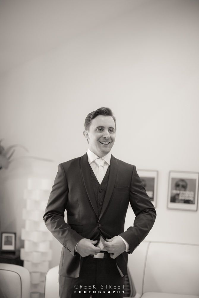 David the groom - ready for the big day #groom