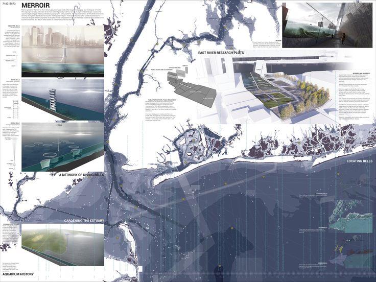 """"""" MERROIR """" - NYC Aquarium competition finalist"""