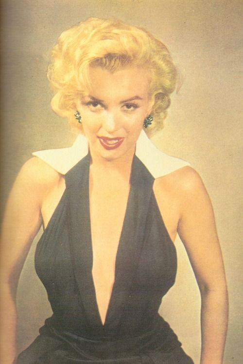 Marilyn by Frank Powolny in 1952.