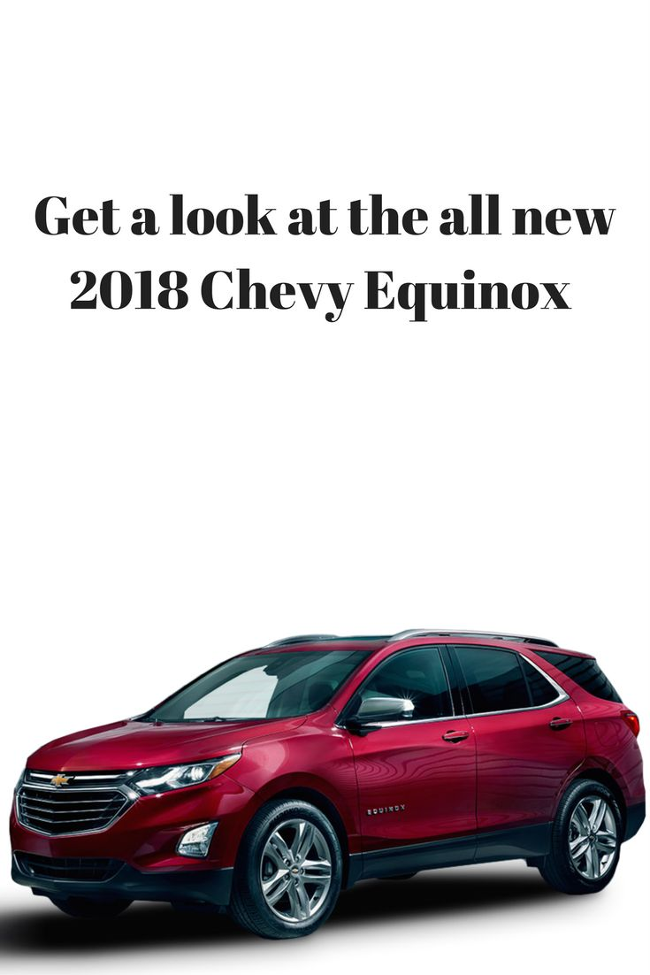 In depth look at the 2018 chevy equinox bachman chevy