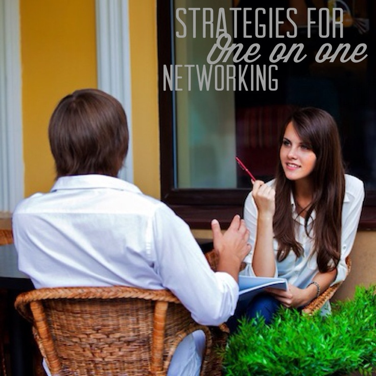 Networking can be awkward, especially when you're sitting down for a one-on-one meeting. Here's how to get through it--and get the most out of it.