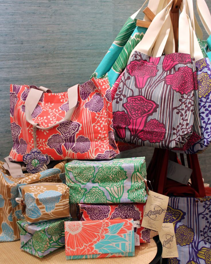 Tulisan bags and pouches!