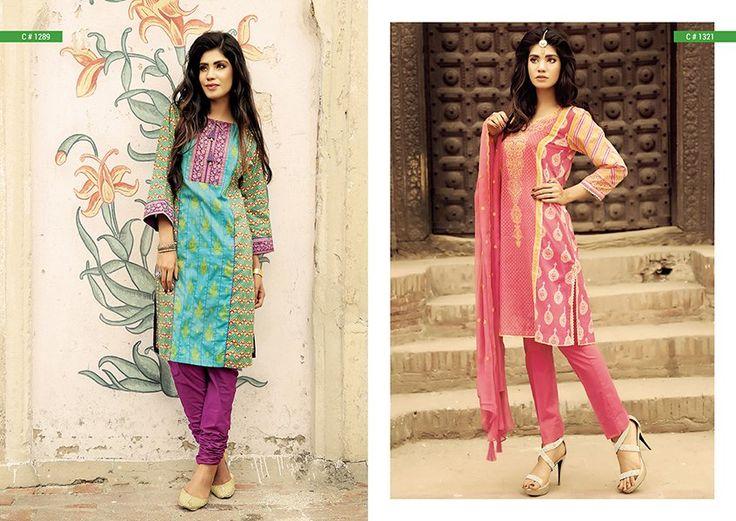 Kayseria Pret Eid Dress Collection 2015 Vol -2 for Women http://clothingpk.blogspot.com/2015/09/kayseria-pret-eid-dress-collection-for-women.html
