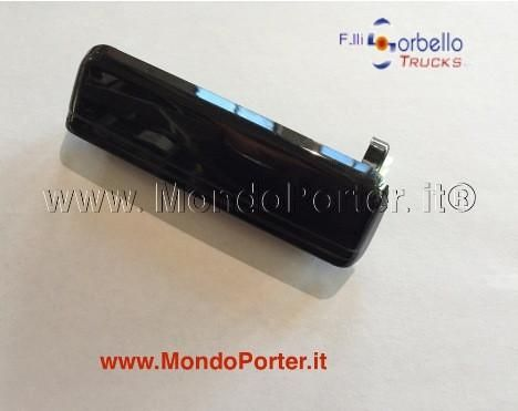 Maniglia sportello esterna dx Piaggio Porter 6921087Z01000 - Mondo Porter
