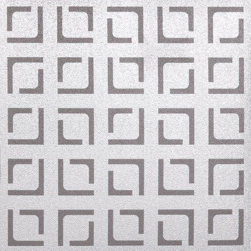 Gerflor Vinyl Fliese Design 0225 Graphic (Inhalt: 1 m² pro Paket - der angezeigte Preis gilt pro 1 m²): Amazon.de: Baumarkt