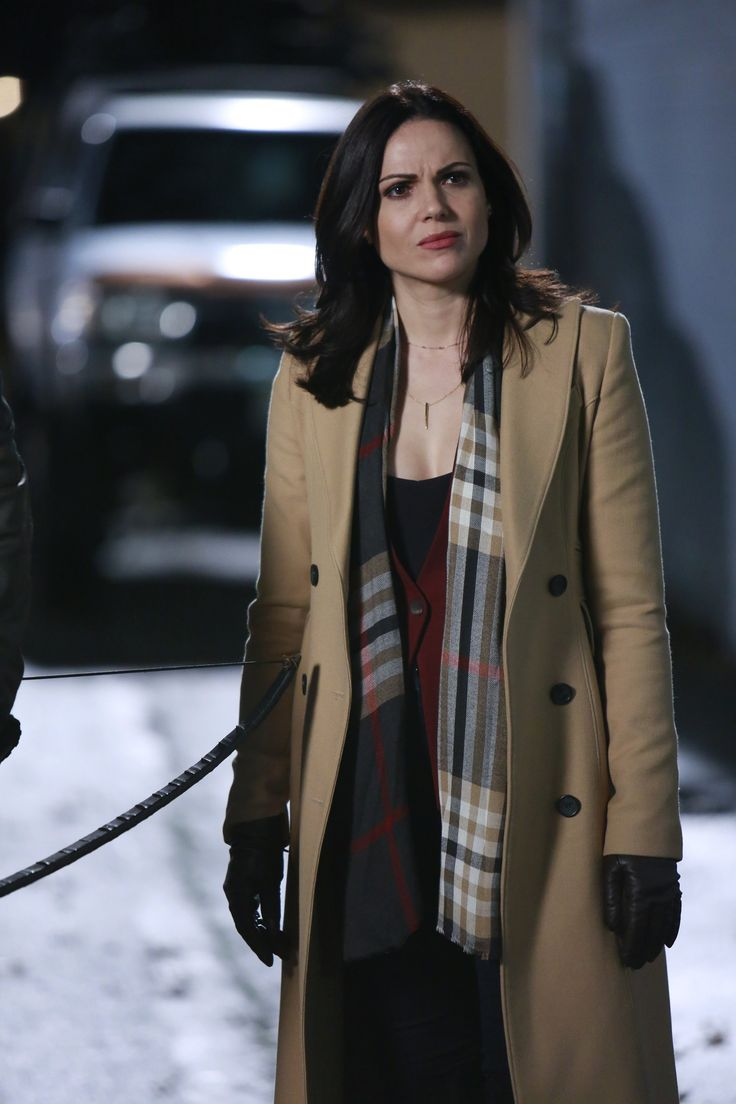 """((Open)) Regina looks confused, as well as upset. (Y/c) had bluntly brought up a painful part of her past as the evil queen, and she didn't understand why. """"What's your point?"""" She asks."""