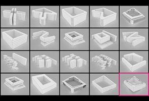 Proyecto Residencia estudiantes / BUNKER Arquitectura, México