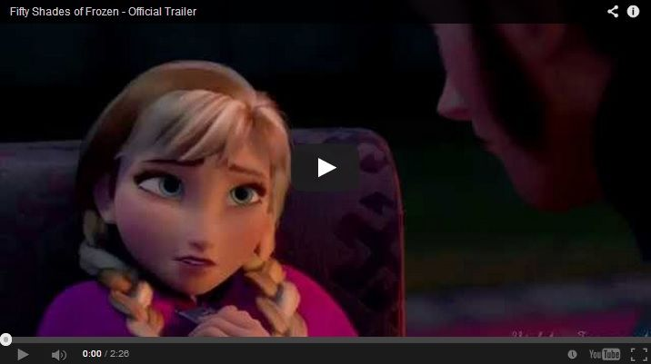 Don't Let This Go!  Watch the Fifty Shades of Frozen Trailer! - http://www.mustwatchnow.com/dont-let-go-watch-fifty-shades-frozen-trailer/