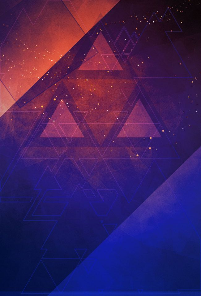 Gorgeous Geometric Graphic Nightclub Poster Background Psd