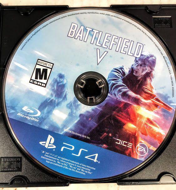 0f877fe8ec6 Battlefield V 5 Playstation 4 PS4 Pro Battle Field Five 4K DISC ONLY BRAND  NEW