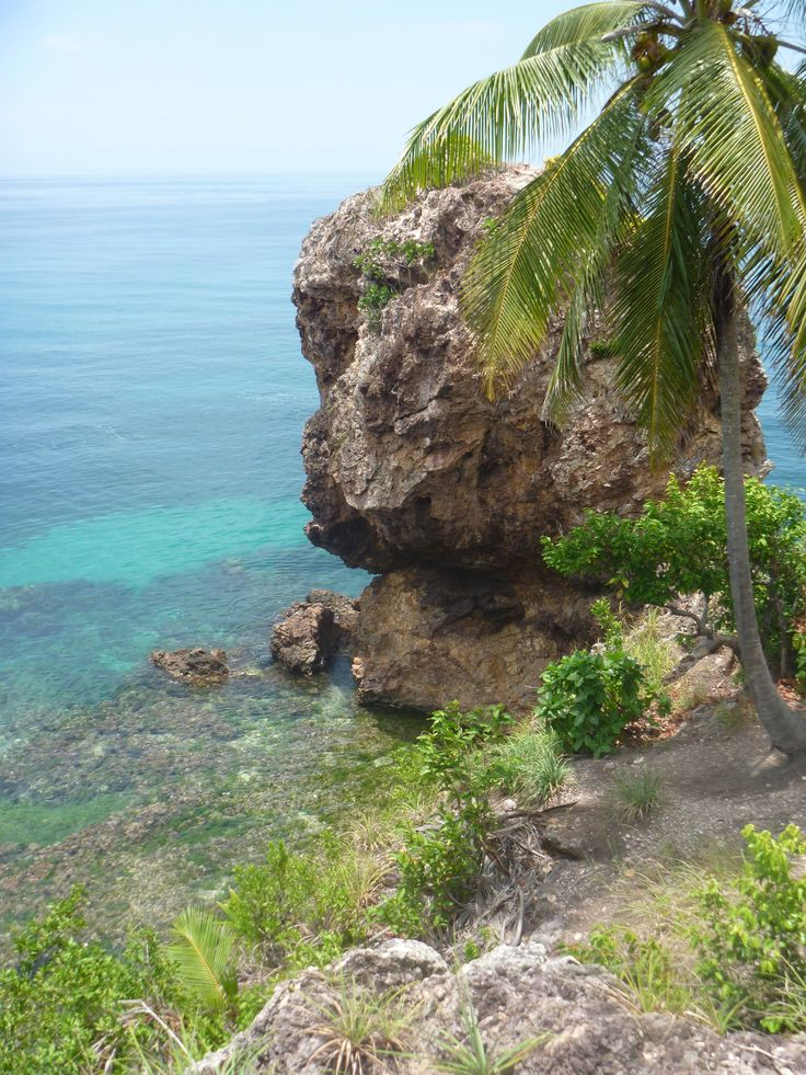 Cabeza de Morgan, Isla de Santa Catalina