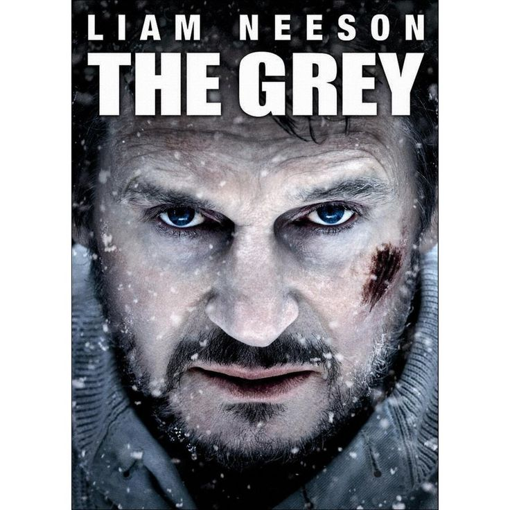 The Grey (DVD) in 2020 | The grey film, Best horror movies ...