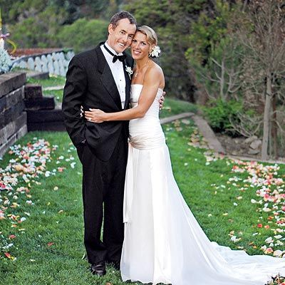 John Elway Paige Green Wedding Pictures