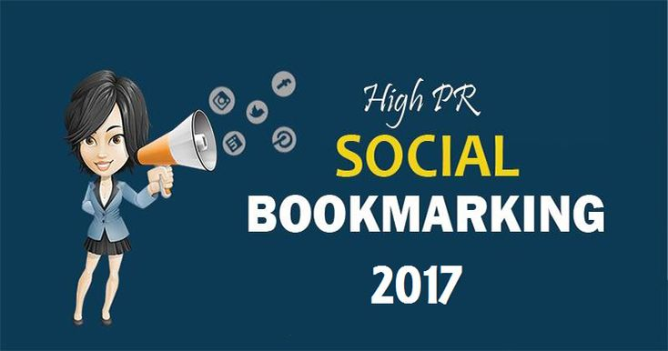 Looking for high PR Social bookmarking websites 2017 with High Domain Authority ? Here is the list of social bookmarking sites for Getting back links for our website.