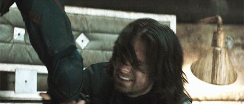 """""""No more lies?"""" Steve asked Bucky sighed. """"No more lies."""" He and Pen promised in unison"""