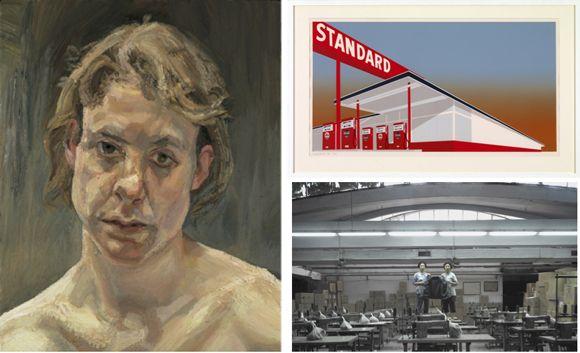 アラーキー、ルシアン・フロイドなど12人のアーティストを集めた展示がスタート!
