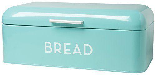 Storage Now Turquoise Home Bread Ivory Blue Red Designs Box Retro Contaers Swg in Home & Garden, Kitchen, Dining & Bar, Kitchen Storage & Organization | eBay