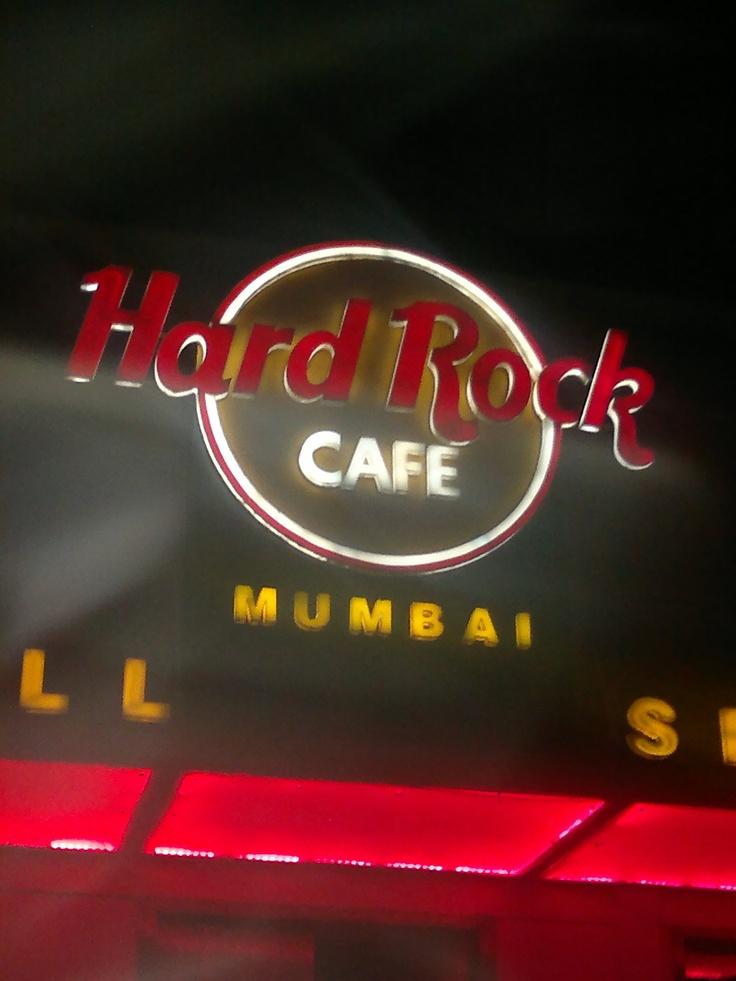 Hard Rock Cafe Mumbai, India. #hardrock