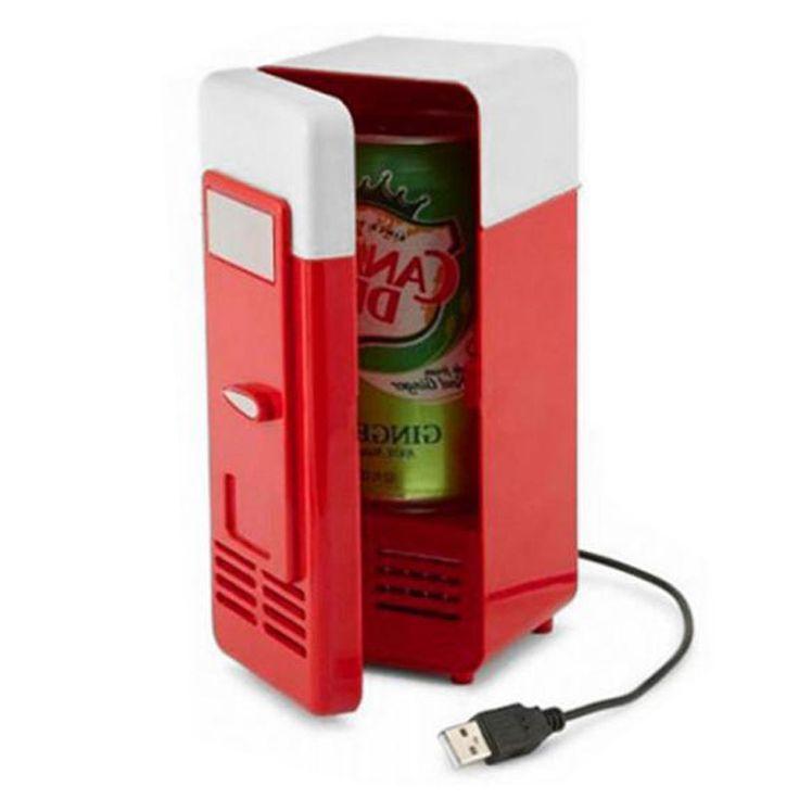 26.00$  Buy here - https://alitems.com/g/1e8d114494b01f4c715516525dc3e8/?i=5&ulp=https%3A%2F%2Fwww.aliexpress.com%2Fitem%2FUSB-heater-cooler-USB-cooler-mini-usb-fridge-retail-sales-lowest-price%2F478195951.html - Popular Desktop Mini USB heater cooler USB cooler Beverage Drink Cans Cooler/Warmer mini usb fridge Refrigerator for Laptop/PC 26.00$
