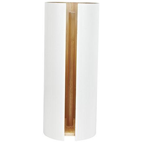 Bamboo Toiletroll Holder | Freedom Furniture and Homewares