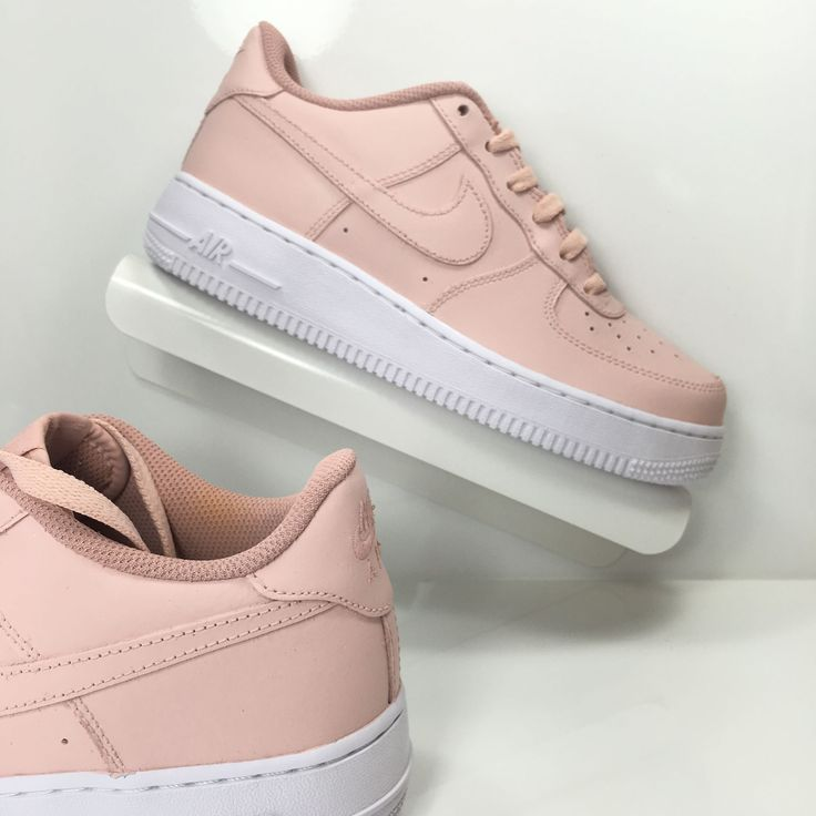 Nike Air Force 1 Premium Lebron Shoes Pink