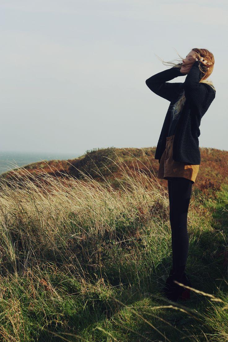 Sentir les embruns de l'océan, respirer l'air pur et écouter le bruit des vagues…. <3