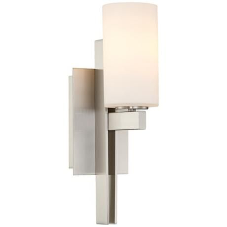 Ada Bathroom Wall Sconces : Possini Euro 14