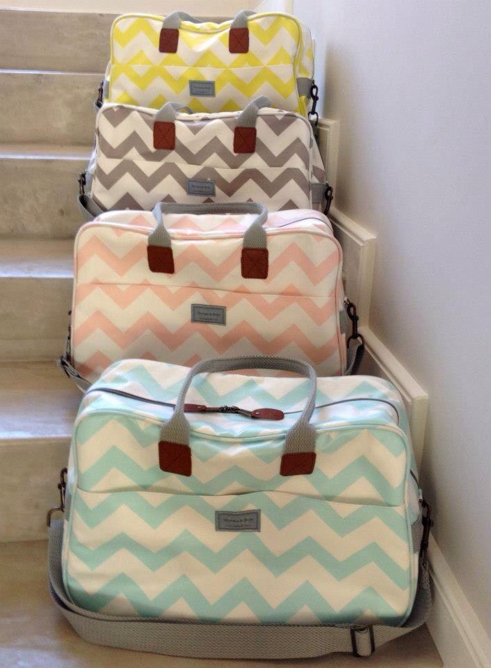 Victoria & Hunt nappy/diaper bag