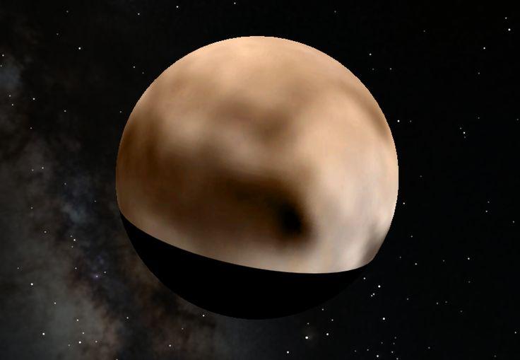 Explore Pluto in Google Earth