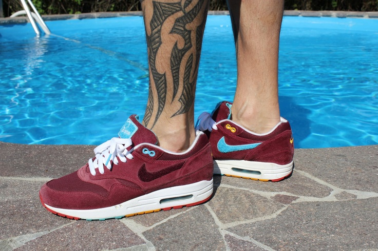new york best prices classic nike air max 1 patta x parra