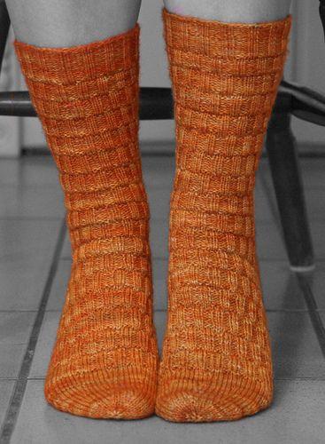 Ravelry: Gentleman's Fancy Sock pattern by Nancy Bush