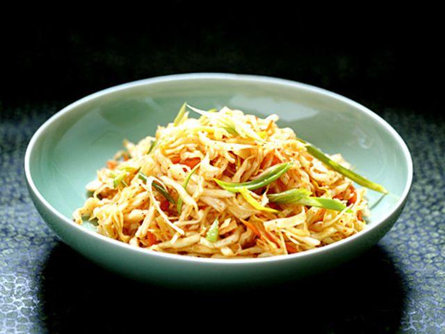 Arirang coleslaw (kock Byung-Hi och Byung-Soon Lim)