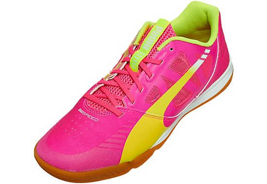 Puma Yellow And Pink